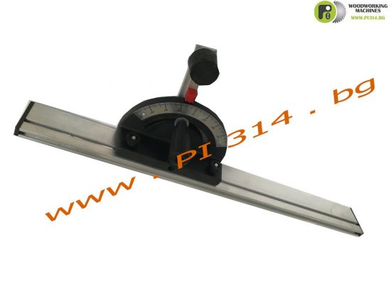 ъглов линеал за циркуляр