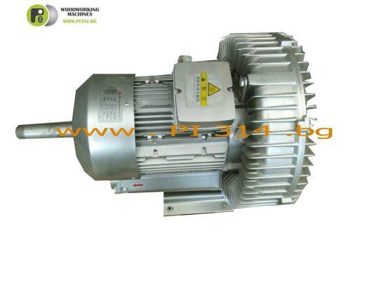 вакуум помпа -въздушна за CNC рутер